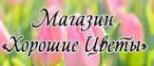 Логотип компании Хорошие Цветы